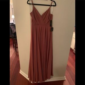 BRIDESMAID DRESS FROM LULUS.COM